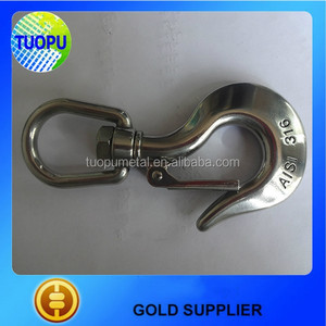 Tuopu made in china high quality hardware ,panic and safety snap hooks