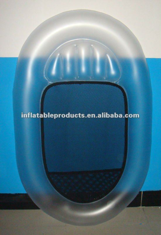 pvc inflatable floating airmattresses