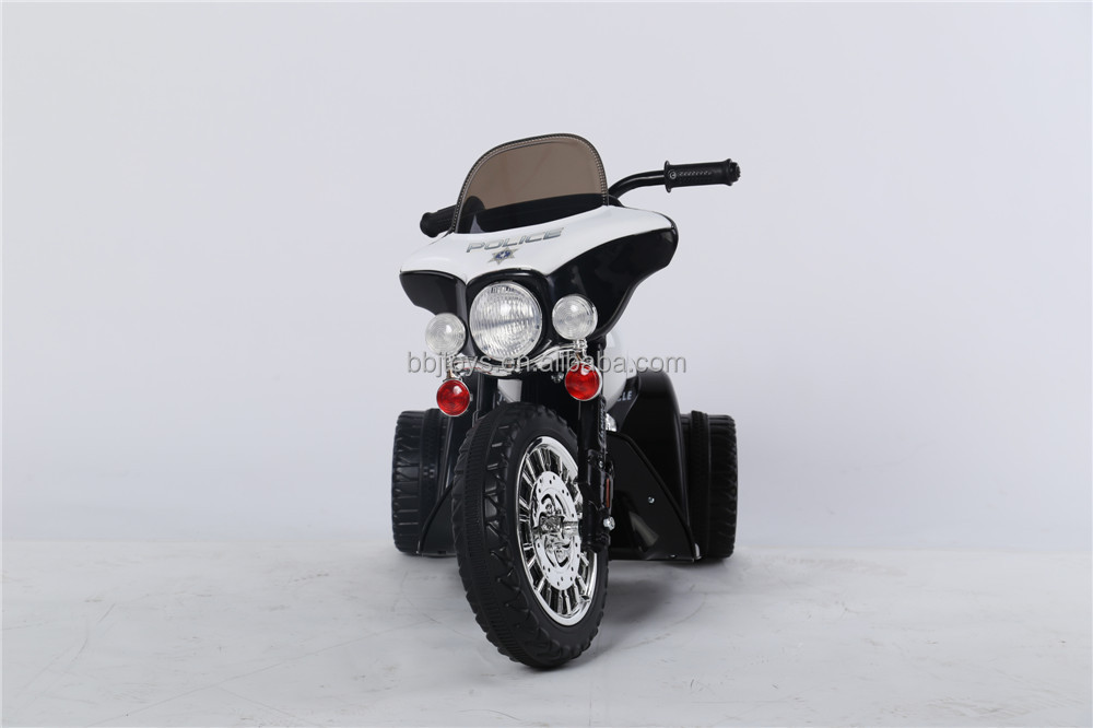 ride on electric child motorcycle,kids police motorcycle ...