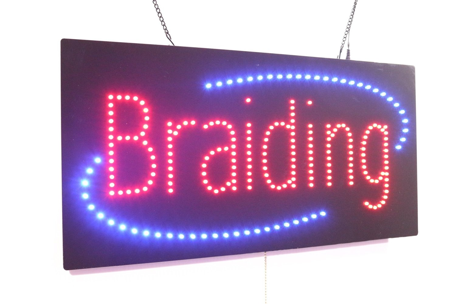 MOST VISIBLE ATTRACTIVE SUPER BRIGHT SUPER QUALITY LED NEON FLASHING OPEN SIGN