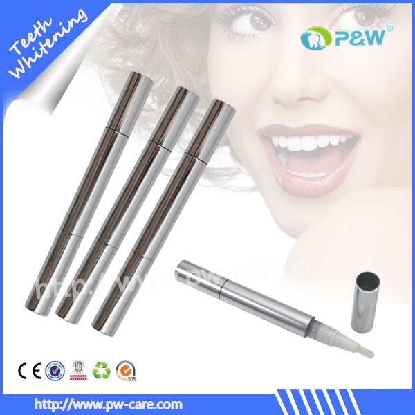 2ml,4ml teeth whitening pen with 35%Carbamide Peroxide gel