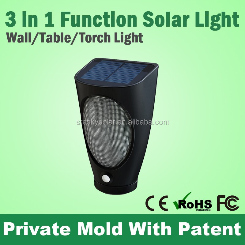 Wholesale Table Lamps Solar Power,Shenzhen Led Solar Wall Light