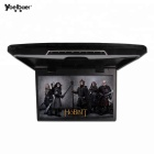 High Resolution Overhead Car Roof Mounted 17 inch LCD BUS TV Monitor Player