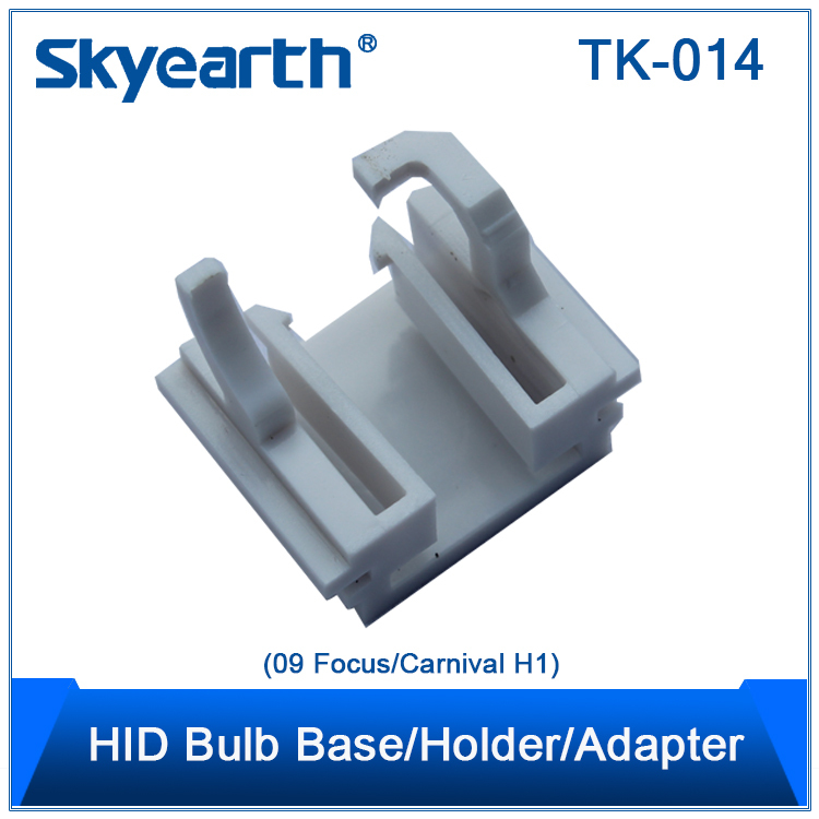 Car Accessories Hid Xenon Bulb Holder Adapter For Bmw X5 Bh7 Hid ...