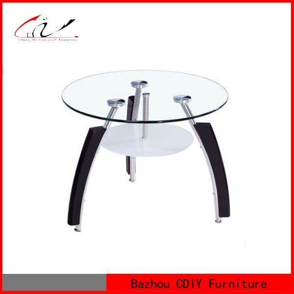 Glass Coffee Table Round, Glass Coffee Table Round Suppliers And  Manufacturers At Alibaba.com