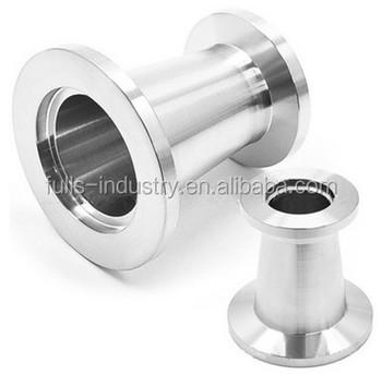 Sanitary Kf Vacuum Flange Reducer Kf10-kf50 - Buy Kf Vacuum Flange  Reducer,Vacuum Flanges/kf Flanges/vacuum Fitting,Kf Vacuum Pipe Fittings  Product on