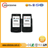 compatible for canon ink cartridge 245 246 for Pixma Mg2420/Mg2520/Ip2820