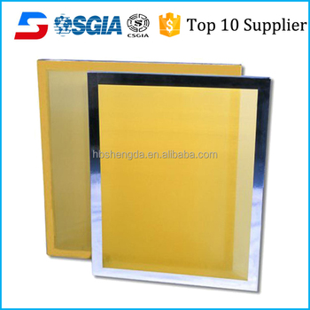 polishing aluminium screen printing frames factory buy printing