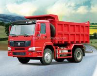PROMOTION 6 Cubic 6 wheel dump truck body