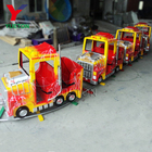 Zhengzhou Yueton Amusement Park Best Train Electric Truck train For Kids