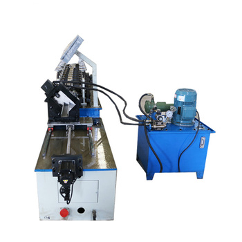 light steel frame furring channel making machine
