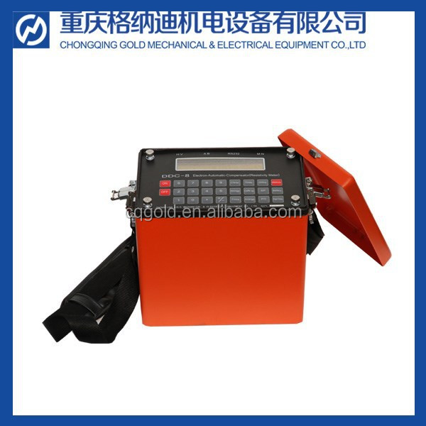Professional elctronic soil resistivity measuring instrument