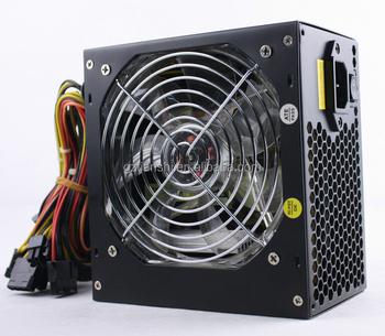 New 250w Power Supply Led Fan 2sata 2ide Desktop Pc Computer Atx ...