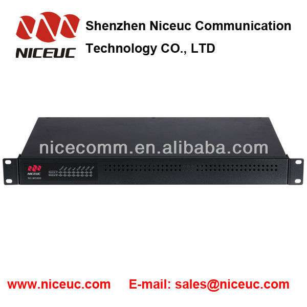 4E1 to Ethernet Media Converter from ISDN PRI to SIP