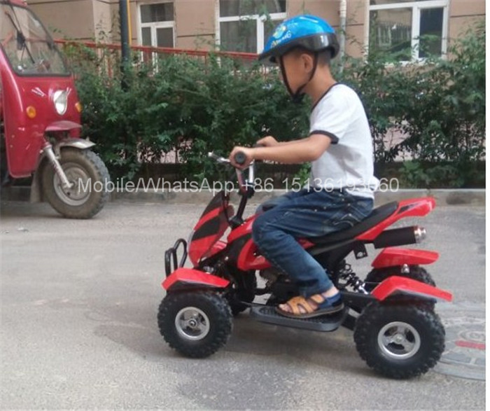 electric atv for kids