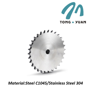 Type A Stock Bore Plate Roller Chain Sprocket