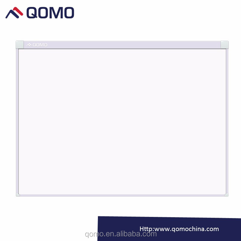 Wholesale 83 inch QOMO Optical interactive white board and magic e ...