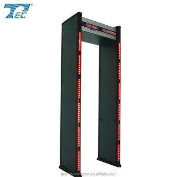Security Door Frame Metal Detector,Archway Metal Detector Gate Tec ...