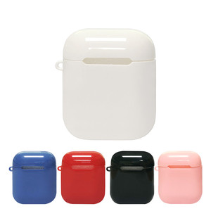 For Airpods 1/2 Case, Protective Plastic PC Hard Case Cover For Airpods Charging Case