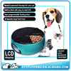 6 Meal LCD Digital Automatic Pet Dog Cat Feeder Recorder Bowl Meal Dispenser High Quality
