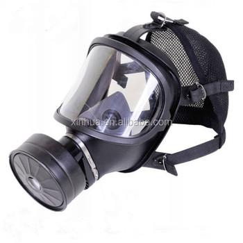 respirator gas mask