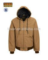 Men's Winter Cotton Plain Color Hoodies Jacket Sweater Shirt