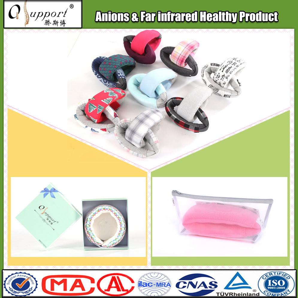 neck protection travel set anions pillow