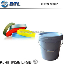 Harmless And Eco-friendly Silicone Screen Printing Ink For Silicone Wristbands