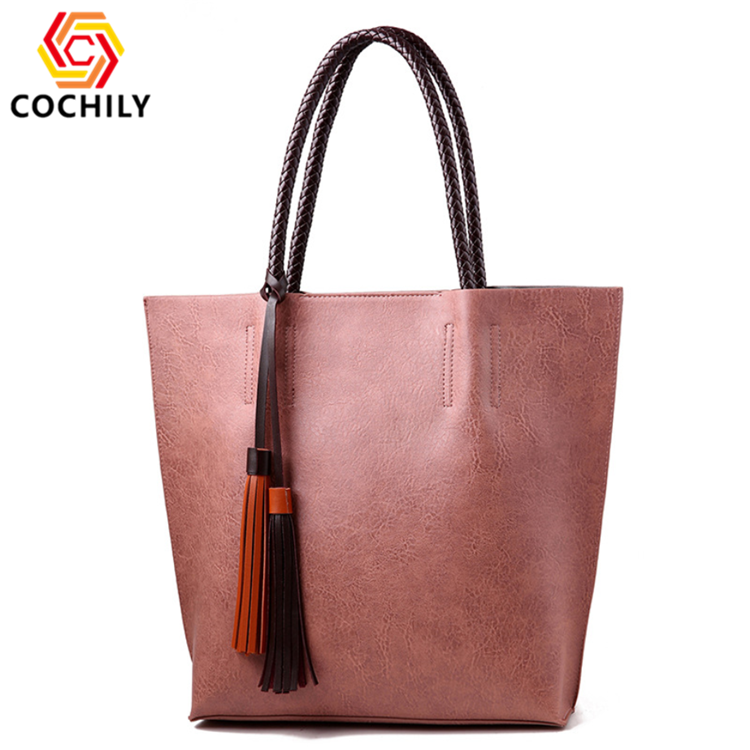 professional wholesale genuine leather channel bags women handbags for women