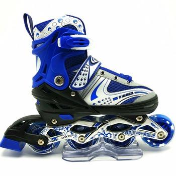 74d7aff486e60a 2017 adjustable outdoor inline skates for boy wholesale price land roller  skate detachable roller skate shoes