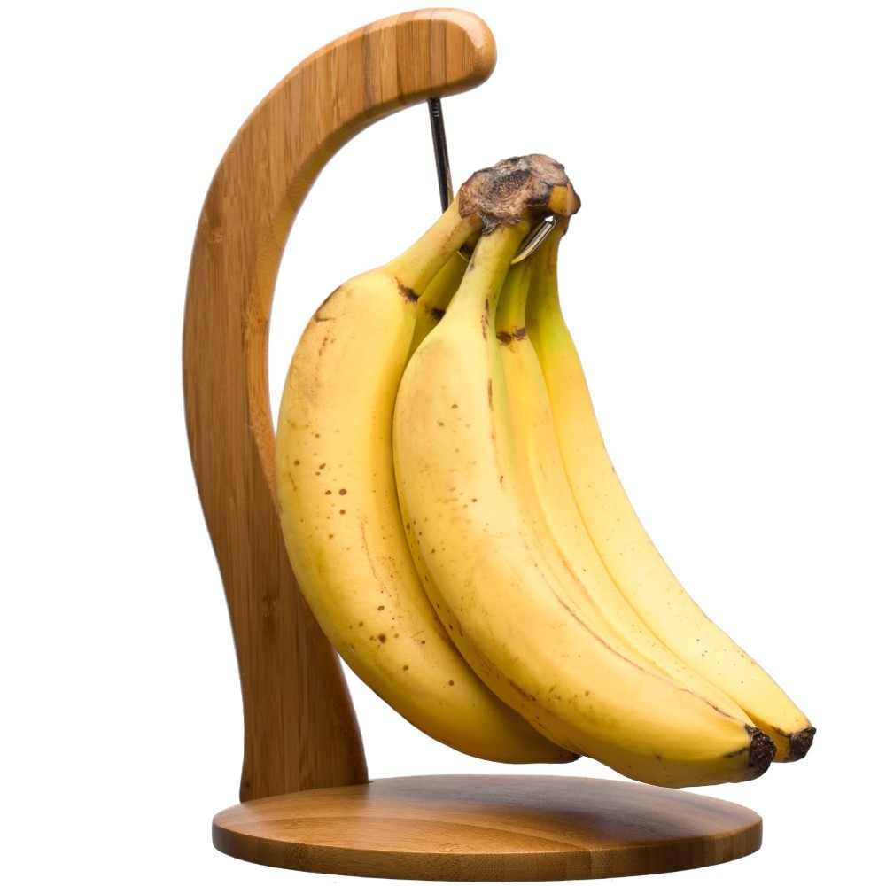 Cheap bamboo banana rack