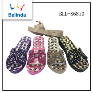 298e75f24a5a China Beaded Ladies Slippers