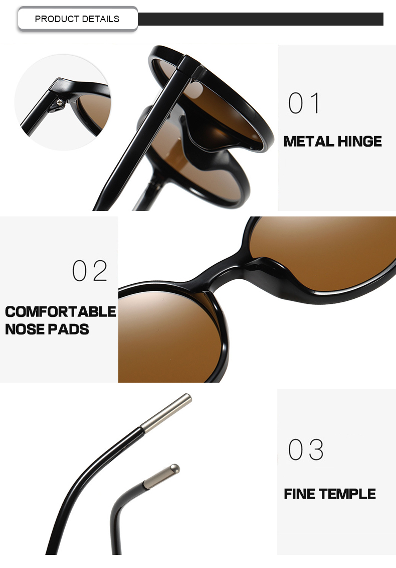 Fuqian polarized sunglasses sale ask online for lady-11