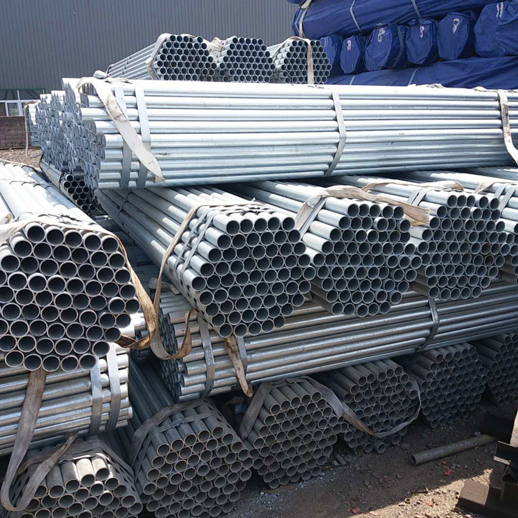 ZINC galvanized welded steel iron pipe/tube