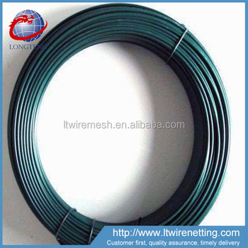 2mm Pvc Coated Tie Wire - Buy Pvc Coated Gi Wire,Pvc Coated Tie Wire ...
