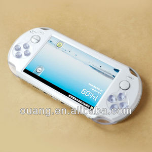5 inch wifi pxp touch screen game console