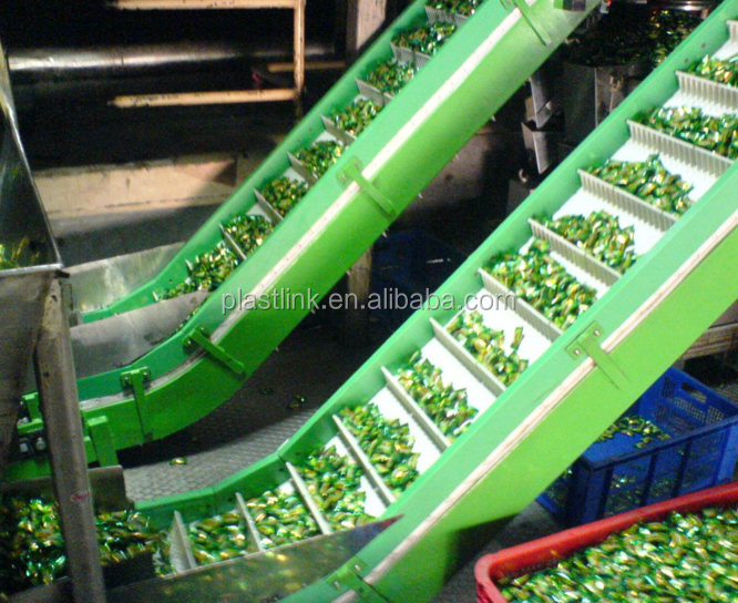 Good quality Food Grade belt Conveyor system adjustable height belt conveyor