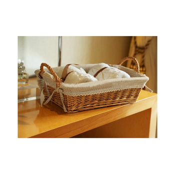 Hot Wicker Bathroom Storage Baskets