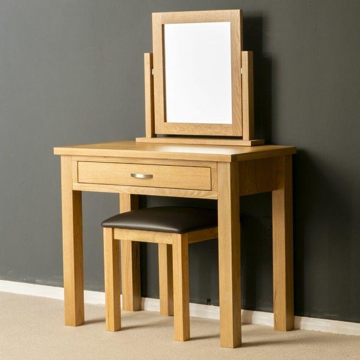 Oak Furniture Bedroom Vanity Chest Dressing Table Solid Wood 3 Draw Dresser  Set - Buy Technical Drawing Set Spiral Drawing Set,Drawing Set For Kids ...