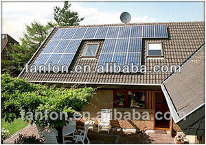 sunrise pv solar panels portugal water heater solar power system 1.5kw for home use