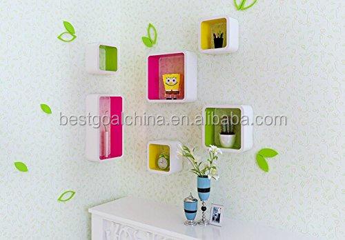 Cubi Da Parete Con Ante.Cubi Da Parete Colorati Stunning Mensole Da Muro Cube Cubi Da