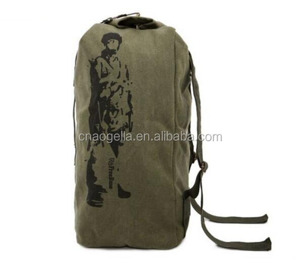 Hot Sales Exceptional Quality Design It Yourself Travel Army Duffel Bag