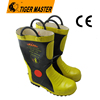 High quality fire fighting rubber Boot