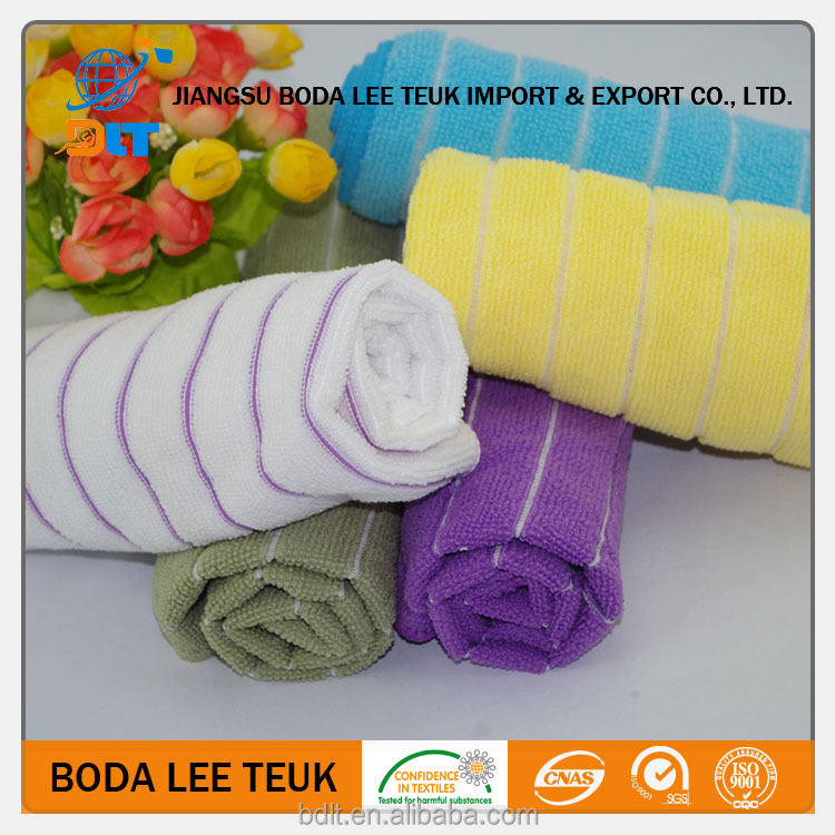 China supplier microfiber car drying towel