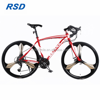 26 Inch Aluminum Frame 21 Speed Road Bike With Kenda Tyre/2017 ...