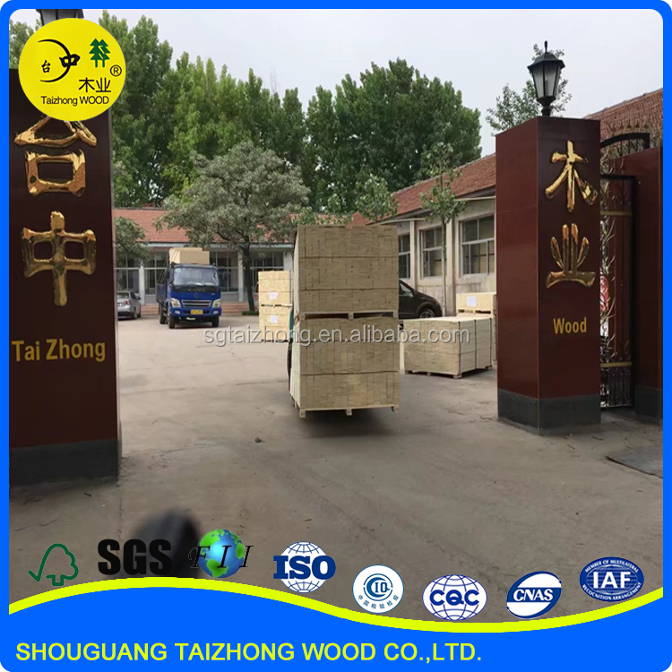 poplar LVL timber construction wood
