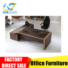 Economic cheap office furniture front desk manager office table design