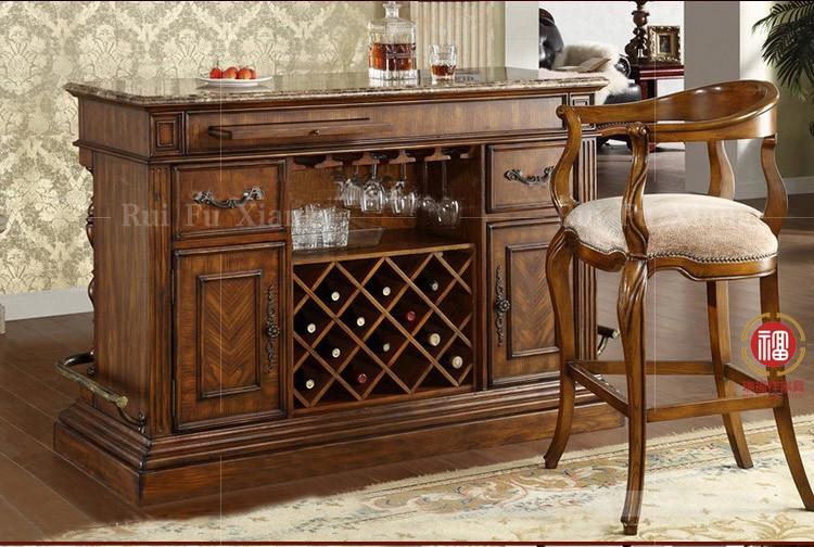 Muebles para bar en casa free muebles bar y botelleros for Muebles de bar para casa