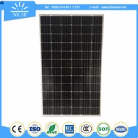 The most popular 20w - 120w size 250w solar panels