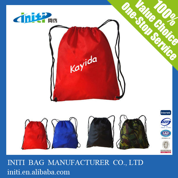 Online Shopping Cheap Promotional Drawstring Bags
